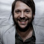Ritratto di Rene_Redzepi_sulcuscino, in occasione del The World Best 50 Restaurants, London 2011