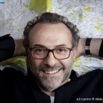 Massimo Bottura sul cuscino, The World Fifty Best Restaurant, Londra 2012